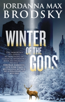 Winter of the Gods, Paperback Book