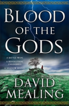Blood of the Gods : Book Two of the Ascension Cycle, Paperback Book
