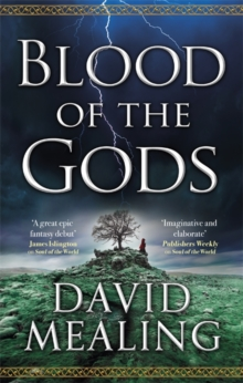 Blood of the Gods : Book Two of the Ascension Cycle, Paperback / softback Book