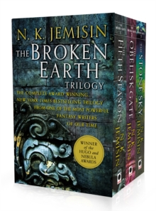 The Broken Earth Trilogy: Box set edition, Mixed media product Book