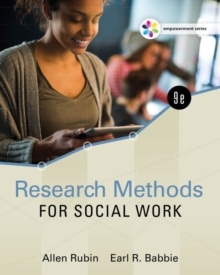Empowerment Series: Research Methods for Social Work, Paperback / softback Book