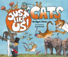Just Like Us! Cats, Paperback / softback Book