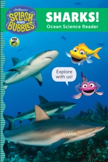 Splash and Bubbles: Sharks!, Hardback Book