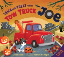 Trick-Or-Treat with Tow Truck Joe, Board book Book