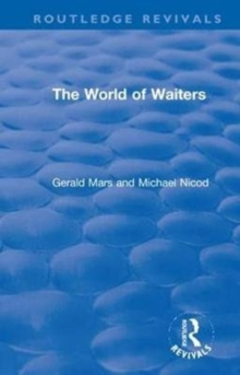 The World of Waiters, Paperback / softback Book