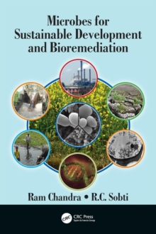 Microbes for Sustainable Development and Bioremediation, Hardback Book