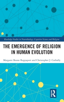 The Emergence of Religion in Human Evolution, Hardback Book