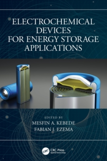 Electrochemical Devices for Energy Storage Applications, Hardback Book