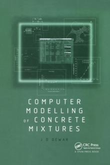 Computer Modelling of Concrete Mixtures, Paperback / softback Book