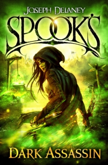 Spook's: Dark Assassin, Hardback Book