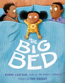 The Big Bed, Hardback Book