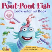The Pout-Pout Fish Look-and-Find Book, Hardback Book