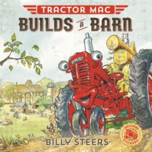 Tractor Mac Builds a Barn, Paperback Book