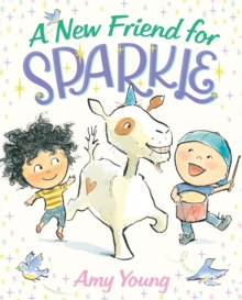 A New Friend for Sparkle, Hardback Book