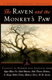 Raven & The Monkey's Paw, Paperback Book