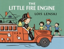 The Little Fire Engine, Board book Book