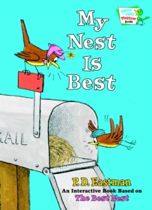 BB : My Nest is Best, Board book Book