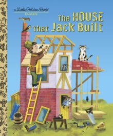 House That Jack Built, Hardback Book