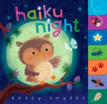 Haiku Night, Board book Book