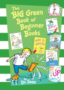 Big Green Book of Beginner Books, Hardback Book