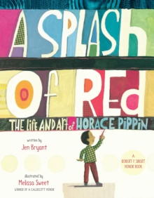 A Splash Of Red, Hardback Book