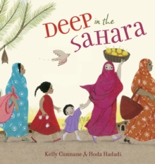 Deep In The Sahara, Hardback Book