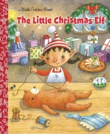 The Little Christmas Elf, EPUB eBook