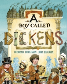 A Boy Called Dickens, EPUB eBook