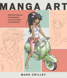 Manga Art, Paperback Book