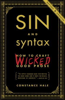 Sin And Syntax, Paperback Book