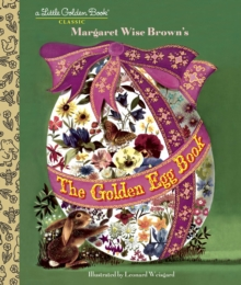 LGB The Golden Egg Book, Hardback Book