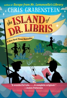 The Island of Dr Libris, Paperback Book