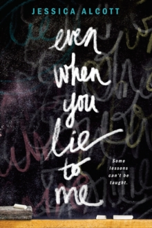 Even When You Lie To Me, Paperback Book