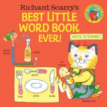 Richard Scarry's Best Little Word Book Ever!, Paperback / softback Book