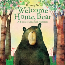 Welcome Home, Bear, Hardback Book