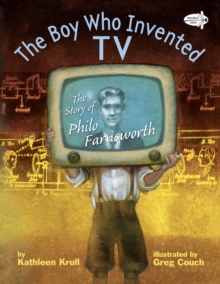 The Boy Who Invented Tv, Paperback Book