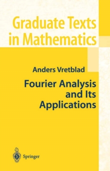 Fourier Analysis and Its Applications, PDF eBook