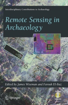 Remote Sensing in Archaeology, Mixed media product Book