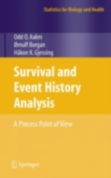 Survival and Event History Analysis : A Process Point of View, PDF eBook