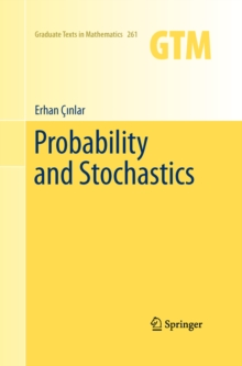 Probability and Stochastics, PDF eBook