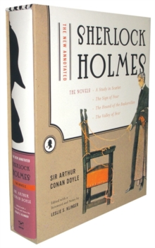 The New Annotated Sherlock Holmes : The Novels, Hardback Book