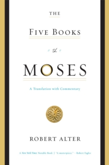 The Five Books of Moses : A Translation with Commentary, Paperback / softback Book