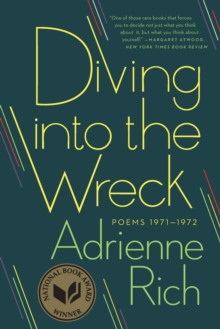 Diving into the Wreck : Poems 1971-1972, Paperback Book