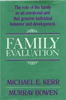 Family Evaluation, Hardback Book