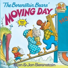 Berenstain Bears Moving Day, Paperback / softback Book