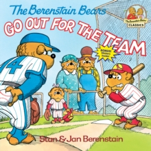 Berenstain Bears Go Out For Team, Paperback Book
