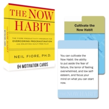Now Habit Motivation Cards, Mixed media product Book
