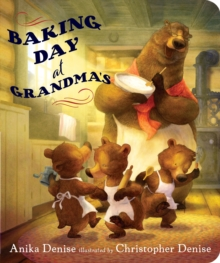 Baking Day at Grandma's, Board book Book