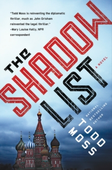 The Shadow List, Hardback Book