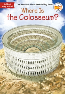 Where is the Colosseum?, Paperback Book